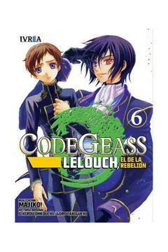 CODE GEASS: LELOUCH, EL DE LA REBELION 06