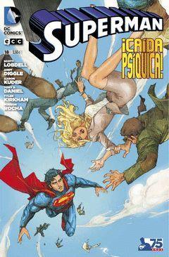 SUPERMAN 18 (2012)
