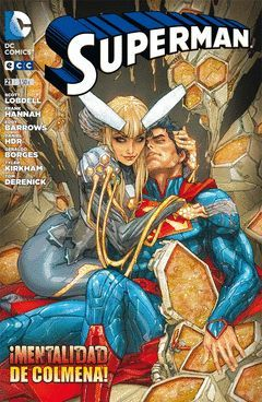 SUPERMAN 21 (MENSUAL 2012)