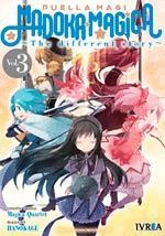 MADOKA MAGICA THE DIFFERENT STORY 03