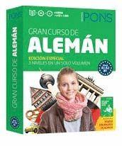 GRAN CURSO PONS ALEMAN