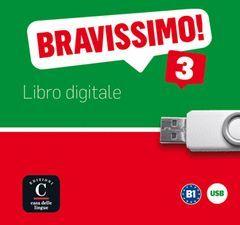 BRAVISSIMO 3 LIBRO DIGITALE USB