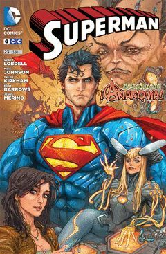 SUPERMAN 23 (MENSUAL 2012)