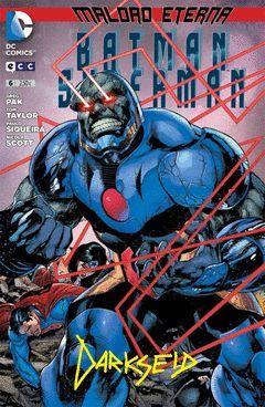 BATMAN/SUPERMAN 06 (MENSUAL 2013)