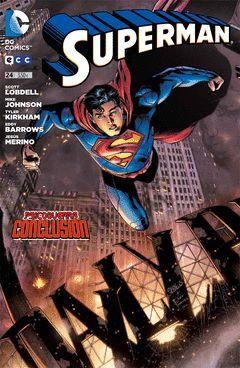 SUPERMAN 24 (MENSUAL 2012)