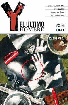 Y, EL ÚLTIMO HOMBRE NÚM. 07