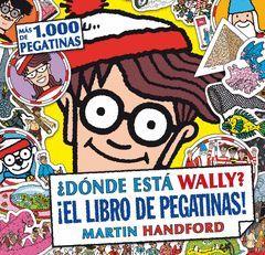 ¿DONDE ESTA WALLY? ¡EL LIBRO DE PEGATINAS! (COLECCION ¿DONDE ESTA WALLY?)