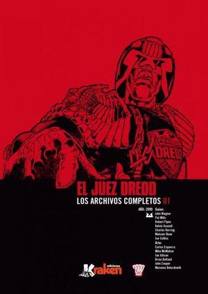 JUEZ DREDD.LOS ARCHIVOS COMPLETOS 1.KRAKEN