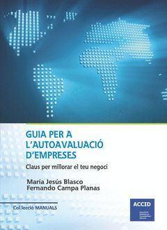 GUIA PER L'AUTOEVALUACIÓ D'EMPRESES