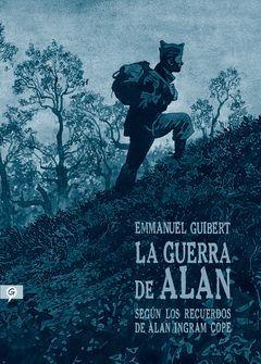 GUERRA DE ALAN,LA.SALAMADRA-COMIC