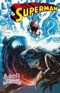 SUPERMAN 27 (MENSUAL 2013)