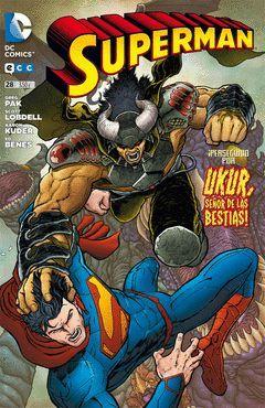SUPERMAN-28.NUEVO UNIVERSO ECC.COMIC