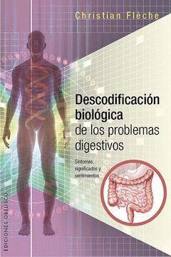 DESCODIFICACION BIOLOGICA DE LOS PROBELMAS DIGESTIVOS.OBELISCO-RUST