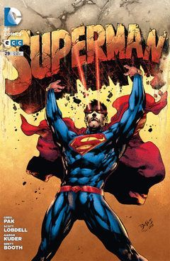 SUPERMAN 29 (MENSUAL 2011)