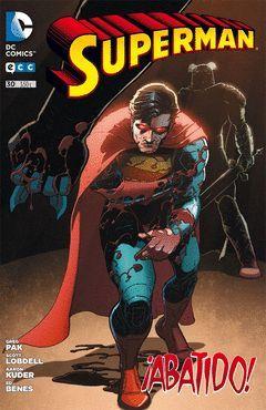 SUPERMAN-30.NUEVO UNIVERSO ECC.COMIC