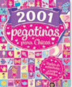 2001 PEGATINAS PARA CHICAS