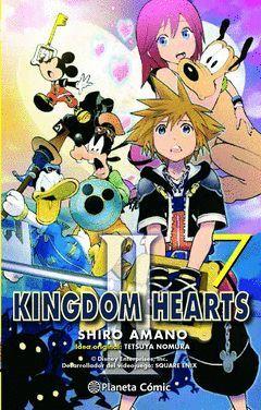 KINGDOM HEARTS II Nº07