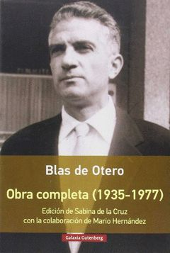 OBRA COMPLETA DE BLAS DE OTERO- RÚSTICA