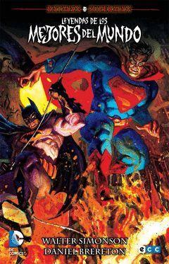 BATMAN/SUPERMAN: LEYENDAS DE LOS MEJORES DEL MUNDO.ECC-COMIC