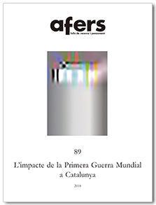 L'IMPACTE DE LA PRIMERA GUERRA MUNDIAL A CATALUNYA