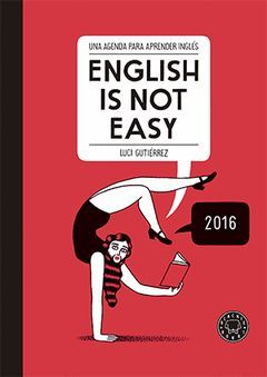 2016 AGENDA.ENGLISH IS NOT EASY-DIARY.BLACKIE BOOKS
