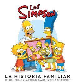 LOS SIMPSON. HISTORIA FAMILIAR