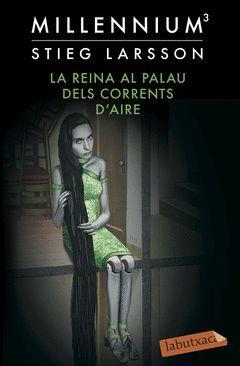 REINA AL PALAU DELS CORRENTS D´AIRE,LA