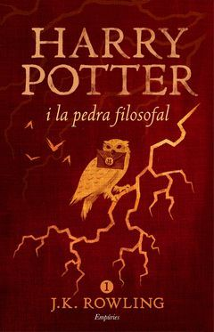 HARRY POTTER I LA PEDRA FILOSOFAL (RUSTICA) HARRY POTTER-1-CATALAN