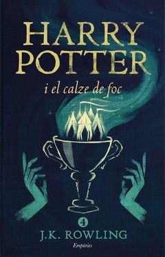 HARRY POTTER I EL CALZE DE FOC (RUSTICA) HARRY POTTER-4-CATALAN