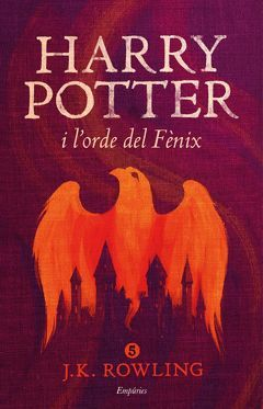 HARRY POTTER I L'ORDE DEL FENIX (RUSTICA) HARRY POTTER-5-CATALAN