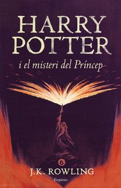 HARRY POTTER I EL MISTERI DEL PRINCEP (RUSTICA) HARRY POTTER-6-CATALAN