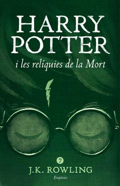 HARRY POTTER I LES RELIQUIES DE LA MORT (RUSTICA) HARRY POTTER-7-CATALAN