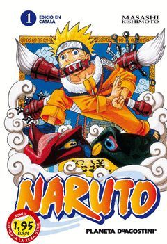 PS NARUTO CAT. Nº01 1,95