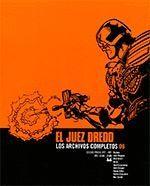 JUEZ DREDD LOS ARCHIVOS COMPLETOS 6 NADIE ESCAPA A LA LEY