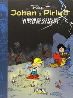 JOHAN Y PIRLUIT, 07. LA NOCHE DE LOS BRUJOS/ LA NOCHE DE LAS ARENAS