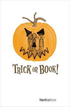 TRICK OR BOOK! (ESTUCHE HALLOWEEN)