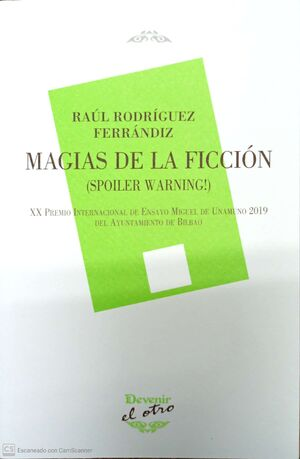 MAGIAS DE LA FICCION (EL OTRO 124)