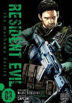 RESIDENT EVIL Nº 03