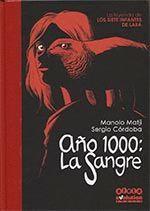 AÑO 1000: LA SANGRE.ALETA-DURA