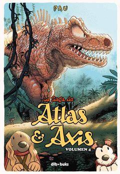 LA SAGA DE ATLAS Y AXIS 4