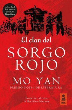 CLAN DEL SORGO ROJO,EL.KAILAS-INCLUYE DVD CON LA PELICULA-