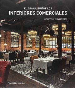 GRAN LIBRO DE LOS INTERIORES COMERCIALES