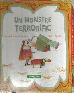 UN MONSTRE TERRORIFIC