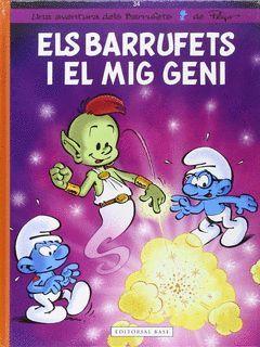 ELS BARRUFETS I EL MIG GENI