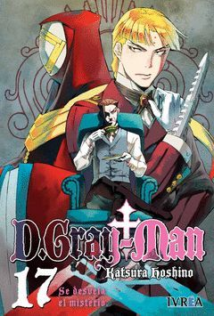 D.GRAY MAN 17 (COMIC)