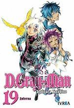 D.GRAY MAN 19 (COMIC)