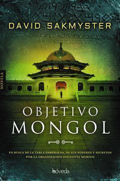 OBJETIVO MONGOL.BOVEDA-RUST