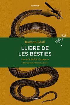 LLIBRE DE LES BESTIES - CARTONE