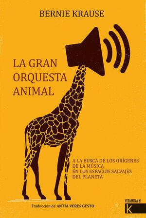 GRAN ORQUESTA ANIMAL,LA