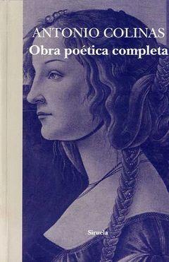 OBRA POETICA COMPLETA ANTONIO COLINAS